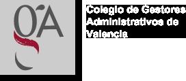 Logo colegio de gestores valencia